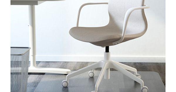 L ngfj ll swivel chair gunnared beige black swivel for Ikea silver spring
