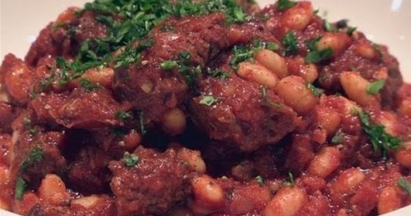 How to cook, Stew and Beans on Pinterest