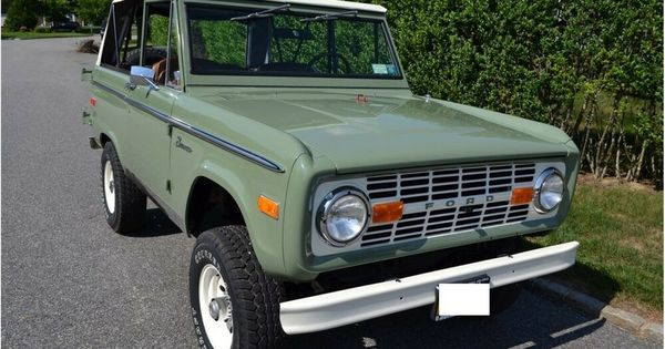 1976 Ford Bronco 1976 Ford Bronco Price 96 000 Category