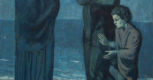 Pablo Picasso, La tragédie (Blue period)
