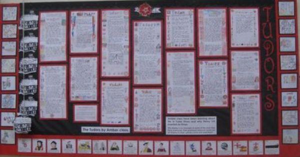 Primary homework help tudor rose