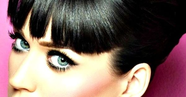 Katy Perry - amazing Bangs