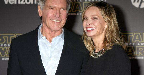 Harrison Ford Verrat Das Geheimnis Seiner Glucklichen Ehe Trend Magazin Gluckliche Ehe Harrison Ford Altersunterschied