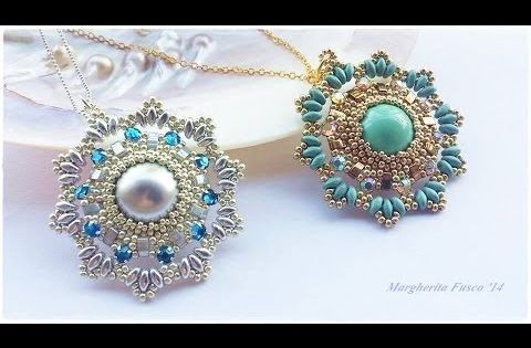Bead tutorial | Free beading tutorials | Pinterest | DIY tutorial