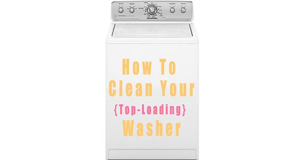 how to clean your top loading washing machine washers perfect sense and vinegar. Black Bedroom Furniture Sets. Home Design Ideas