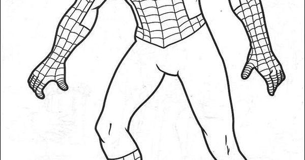 Superhelden Ausmalbilder Zum Ausdrucken Kostenlos: Spiderman Malvorlagen 30 Malvorlage Spiderman Ausmalbilder