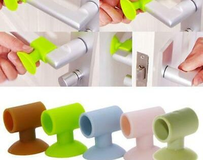 Details About 1pc Door Handle Crash Pad Wall Silicone Bumper Stopper Anti Collision Stop Stick In 2020 Door Handles Padded Wall Cheap Door Handles