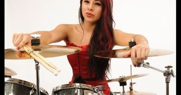 Female Drummers Drum Off Some Of The Most Amazing Female