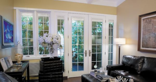 Designer Series Hinger Patio Door Exclusive Snap In Window Fashion Technology The Kc Company P Hinged Patio Doors Contemporary House Design Patio Doors