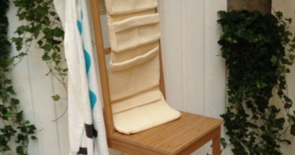 Ikea Chaise Porte Serviettes R Grund En Bambou Deco