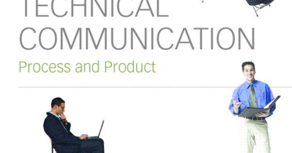 technical writing and professional communication e-books
