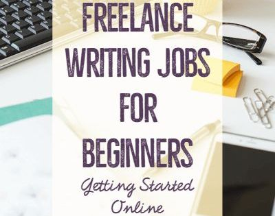 freelance writing for beginners Finding freelance writing jobs for beginners can be tough, but truth be told, you can actually start making money today here are some tips for starting.
