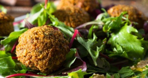 طريقة عمل الفلافل الفلسطيني Recipe Recipes Vegan Recipes Palestinian Food