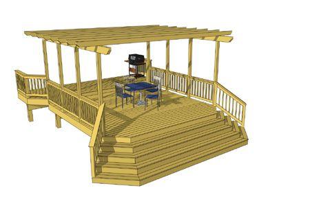 Decks Com Free Deck Plans Deck Plans Diy Free Deck Plans Deck Design