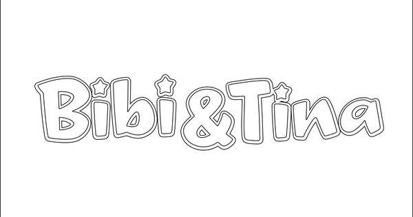 Bibi Und Tina Malvorlagen