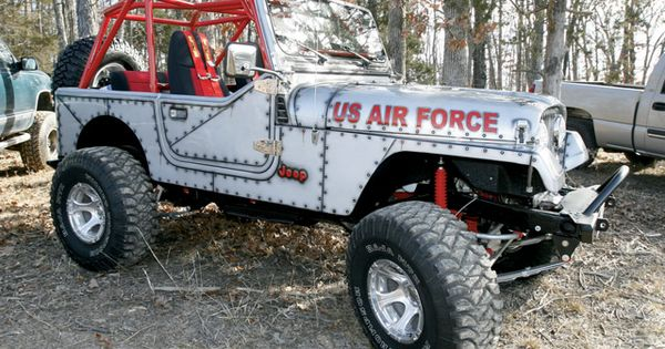 Paint, Air force and Jeeps on Pinterest