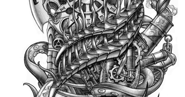 Kronos By Loren86 On DeviantART