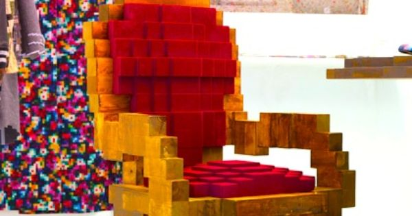 2d Pixel Furniture In A 3d World The Anrealage Shop