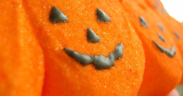 Halloween Jack o Peeps