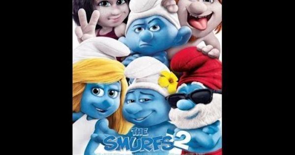 Os Smurfs 2 Filme Completo Dublado Desenhos Animados Em