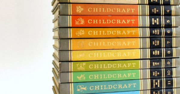 Vintage 1964 Childcraft Childrens Books. Complete Set Of 15