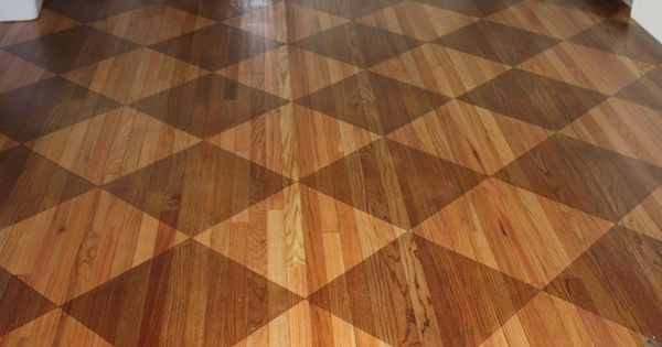 Kitchens All Pictures Checkerboard Stained Wood Floor