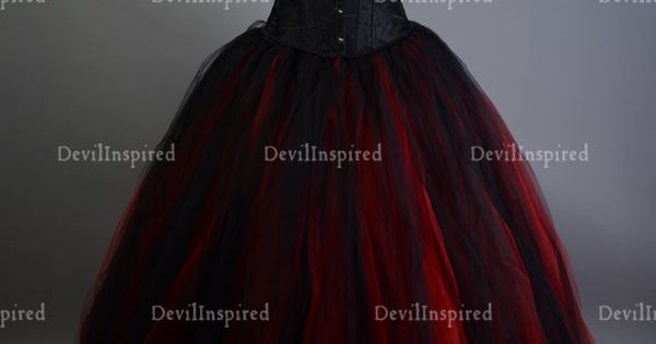 Corset prom dresses gothic corset and red black on pinterest