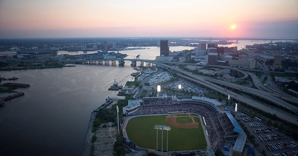 Harbor Park Home Of The Norfolk Tides Virginia Travel Harbor Park Virginia Is For Lovers