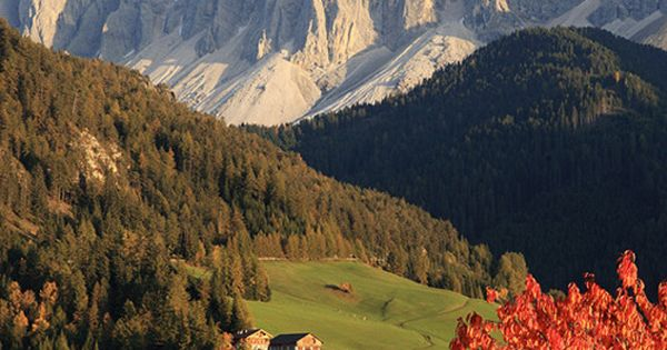 The Dolomites, northern Italy. Nature in all it's beauty...