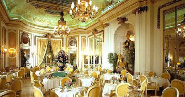 Afternoon Tea At The Ritz Palm Court London England I Can T