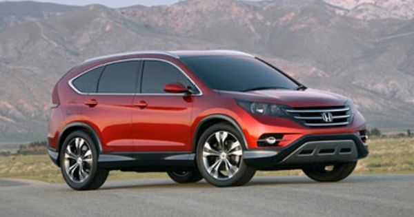 honda cr-v 2012 price
