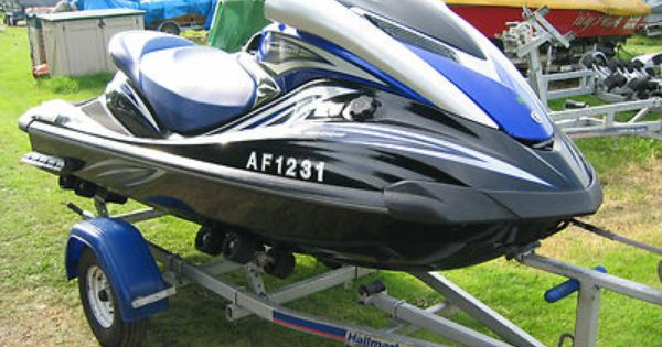 black blue jet ski 2006 jet ski 1100 highoutput. Black Bedroom Furniture Sets. Home Design Ideas