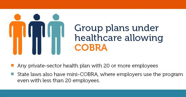 4 Health Insurance Benefits Plus Cobra Keeps Employees Relaxed