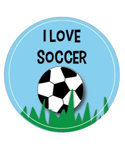 Free Soccer Ball Clipart And Soccer Clipart To Use For Team Sporting Events On Your Website In Logos Soccer Soccer Inspiration Soccer Ball
