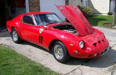 Ferrari 250 Gto Replica Based On A Nissan 280z With A Bmw V12