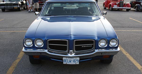 1971 Pontiac Lemans 2 Door Hardtop Pontiac Lemans Pontiac Nascar Race Cars