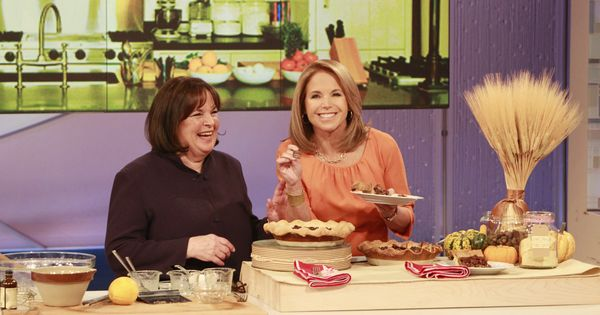Ina Garten - Maple Pumpkin Pie