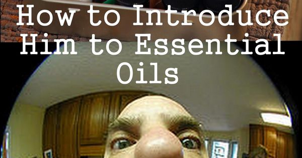 DIY Introductory Essential Oil Kit for Men. Makes a great gift or