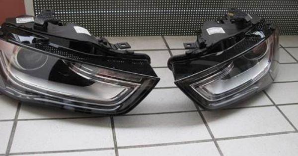 For Sale Oem B8 5 A4 S4 E Code Headlights 1000 Miles Oem Coding Headlights