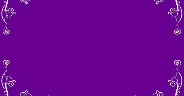 purple elegant borders - photo #18