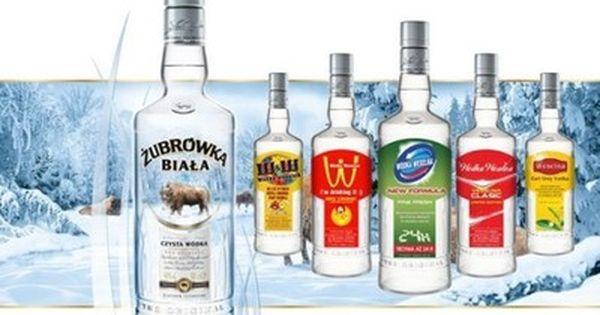 Naklejki Na Wodke Etykiety Zubrowka Pss Folia 6855066123 Oficjalne Archiwum Allegro Vodka Bottle Vodka Bottle