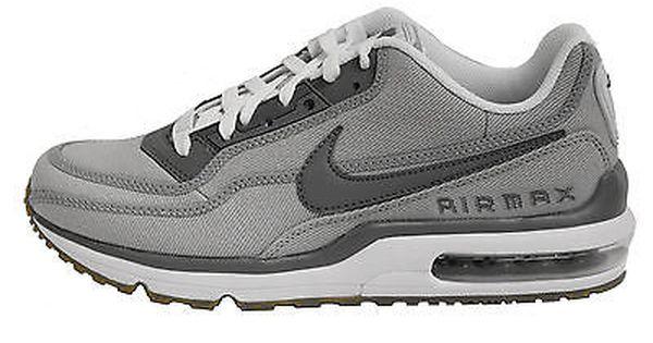 Nike Air Max Ltd 3 Txt Mens 746379 012 Grey Textile Running