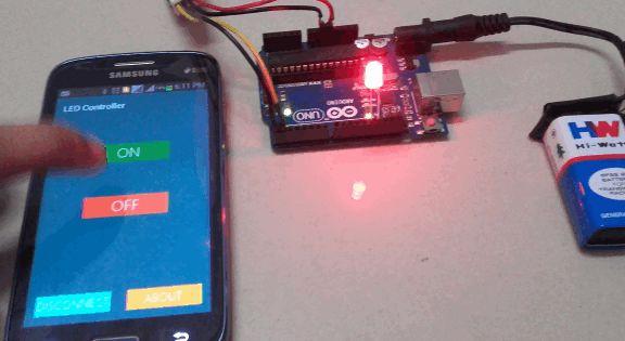 Arduino bluetooth basic tutorial