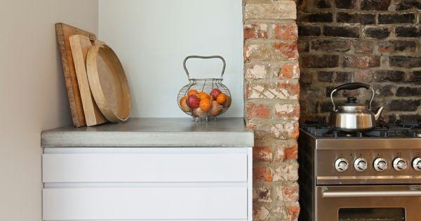 Arbeitsplatte mit Betonoptik - Küchenarbeitsplatten aus Beton ... | {Küchenarbeitsplatte betonoptik 26}