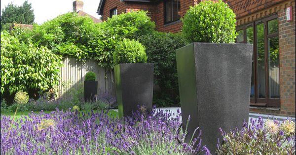 Contemporary Front Garden Designs Home Design Inside Landscape Design Front Garden Front Garden Design
