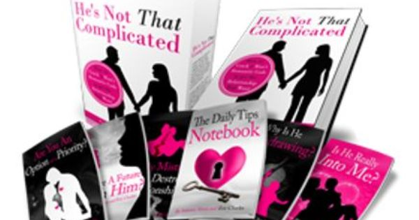 He S Not That Complicated Pdf Free Download Man In Love The Secret Book Finding Your Soulmate