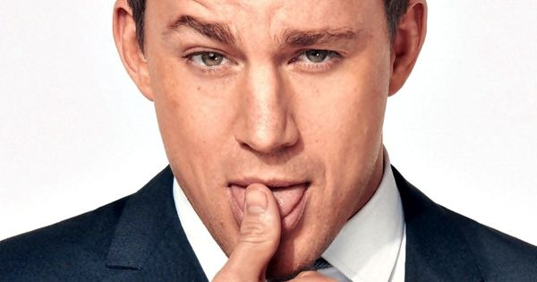 Channing Tatum - 2012 GQ Man of the Year