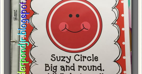 Suzy Circle Poem For Use In Tot School At Http