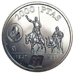 Monedas De 2000 Pesetas En Plata Tienda Numismatica Y Filatelia Lopez Compra Venta De Monedas Oro Y Pla Valor De Monedas Antiguas Monedas Coleccionar Monedas