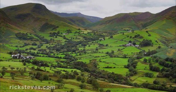 Rick Steves Lake District, England: Scenic Drive | disney ...